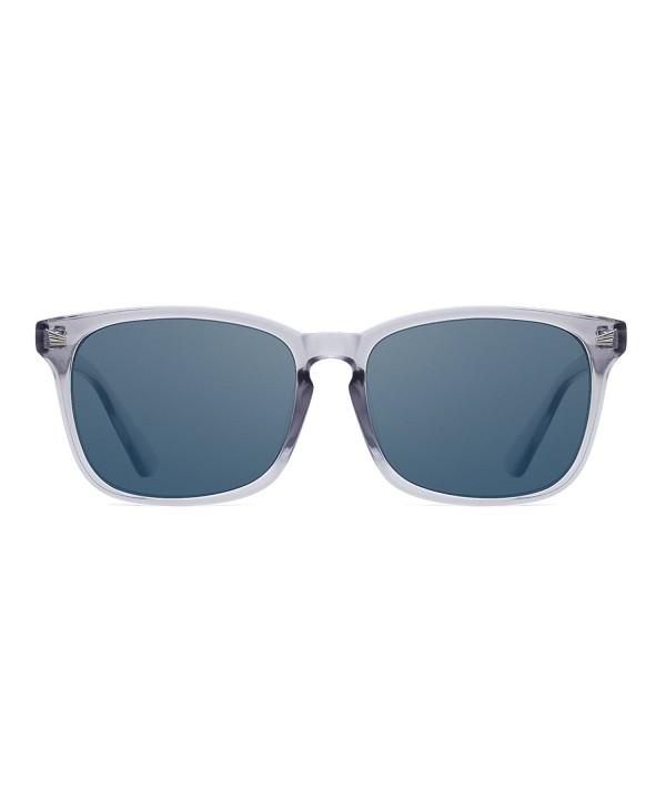 TIJN Classic Polarized Wayfarer Sunglasses
