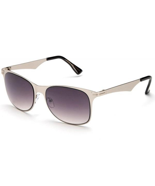 Newbee Fashion Aluminum Wayfarer Sunglasses
