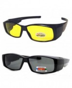 Pair Rectangular Polarized Night Driving
