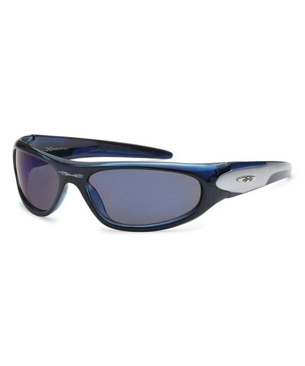 X Loop Crystal Baseball Running Sunglasses