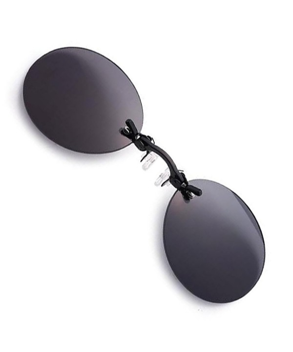 Colors glasses Morpheus rimless sunglasses
