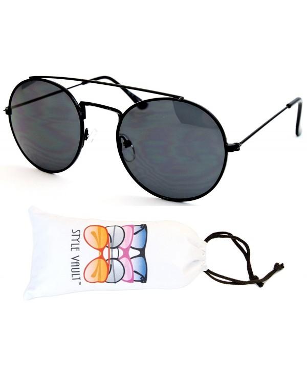 V120 vp Style Vault Sunglasses Black Dark