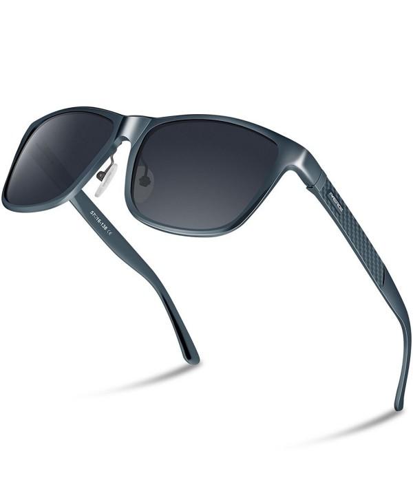 PAERDE Classic Wayfarer Sunglasses Polarized