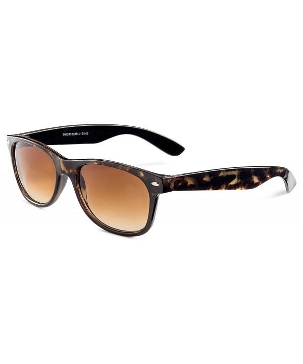 Gradient Stylle Vintage Wayfarer Sunglasses