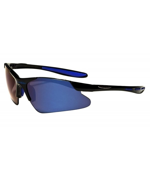 AimTrend Semi Rimless Around Sporty Sunglasses