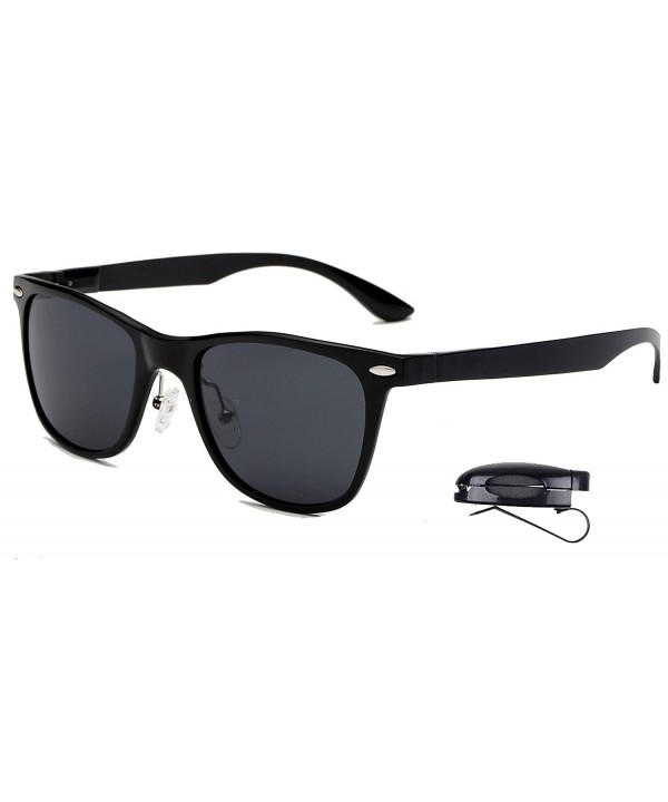Classic Wayfarer Polarized Sunglasses Protection