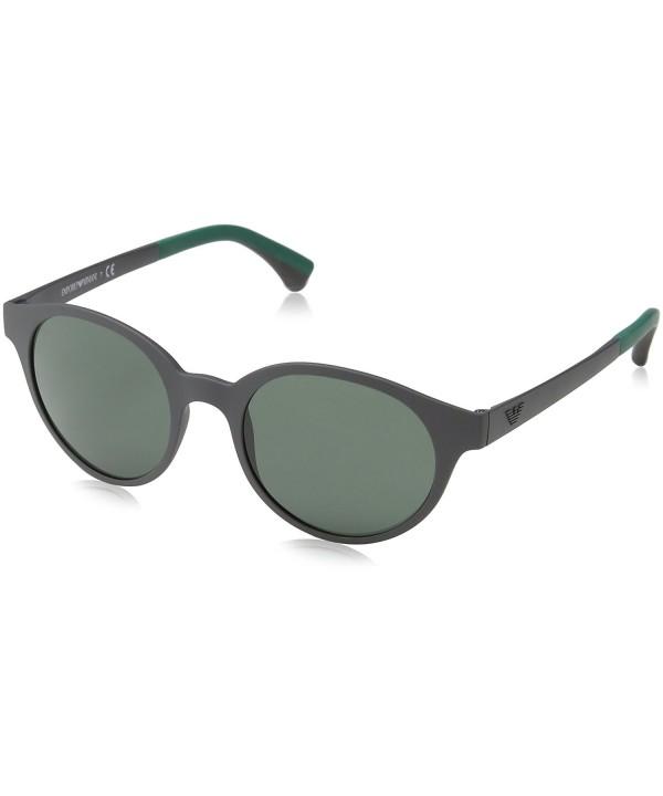 Emporio Armani Mens EA4045 Green