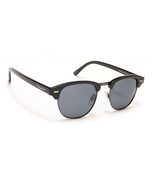 Coyote Eyewear Club Polarized Sunglasses