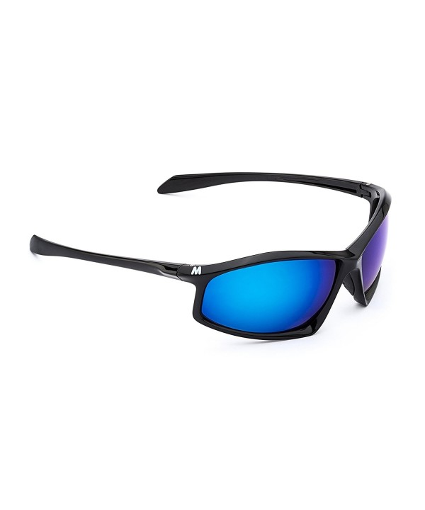 MORR ARRISTOTLE Sunglasses Mirrored Motorcycle