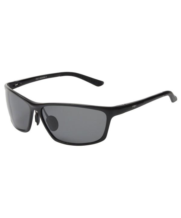 FSK Aluminum Magnesium Polarized Sunglasses