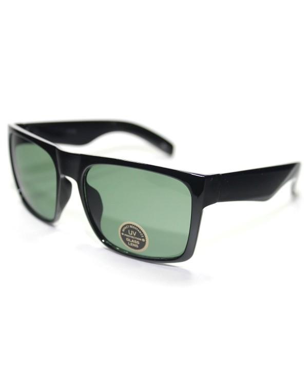Vintage X Large Wayfarer Sunglasses Protective