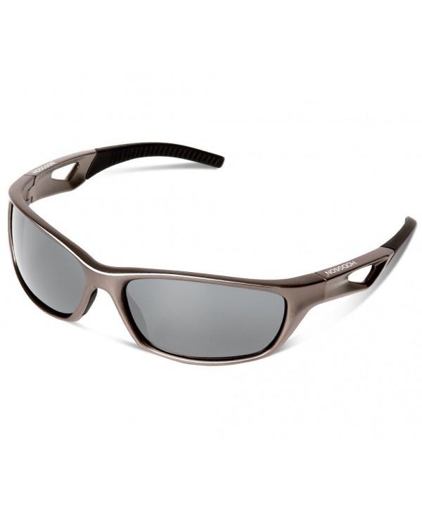 HODGSON Sunglasses Protection Unbreakable Activities Gray