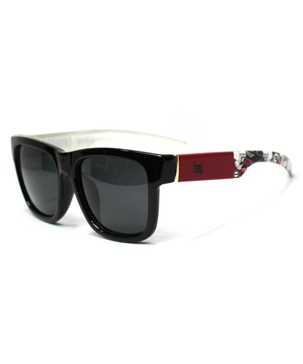 BOBMIKI Wayfarer Sunglasses Protection Polarized