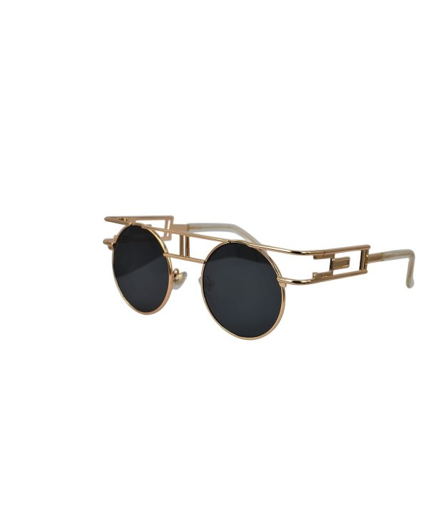 Ucspai Gothic Steampunk Glasses Sunglasses