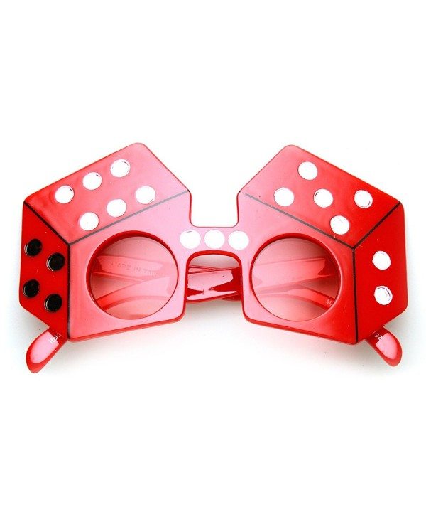 zeroUV Shape Celebration Novelty Sunglasses