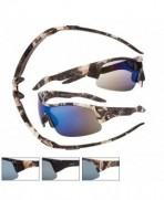 Camouflage Wrap around Sunglasses Protection XS7027