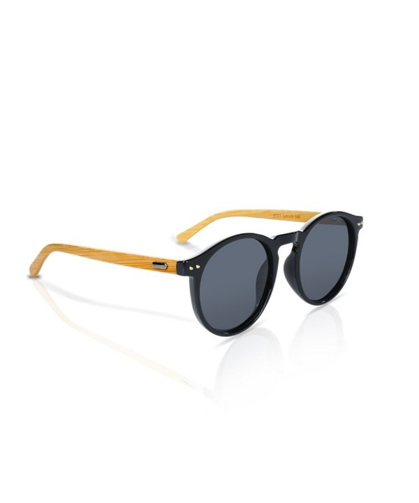 Bamboo Sunglasses Reys Protection Collapsible