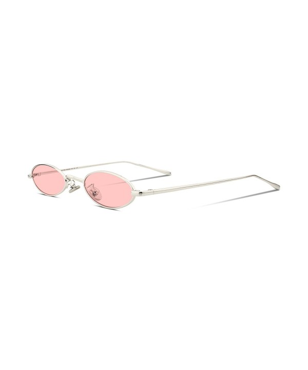 FEISEDY Vintage Slender Sunglasses Colors