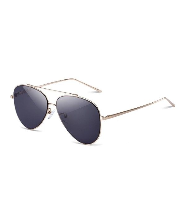 Fashion Aviator Sunglasses 100 UV Protection