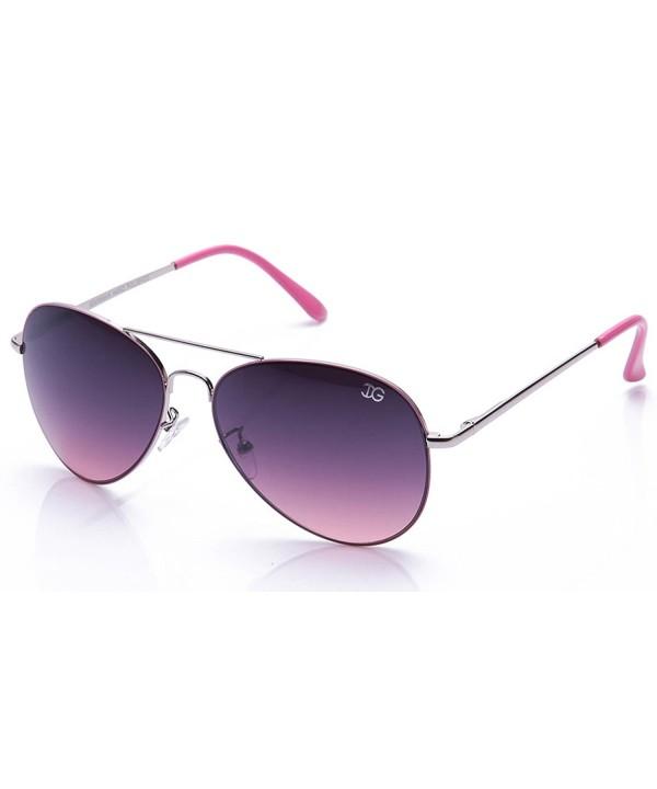 IG Metal Fashion Aviator Sunglasses