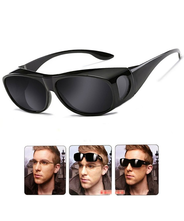 sunglasses Polarized Prescription Glasses black