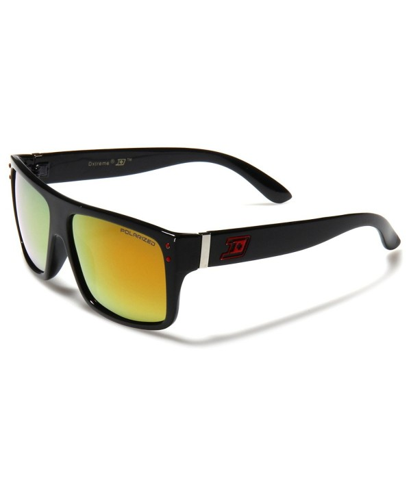Dxtreme Polarized Wayfarer Style Sunglasses