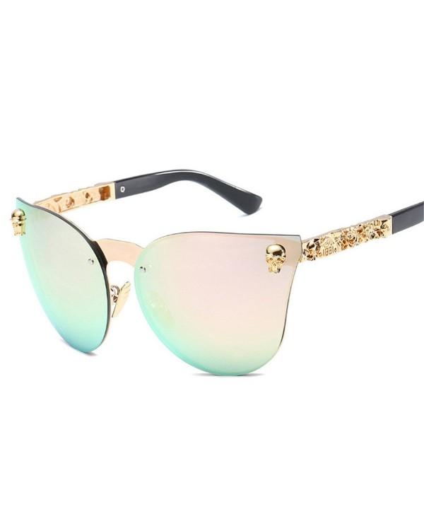 ZOMUSA Twin Beams Sunglasses%EF%BC%8CWomen Sunglasses Eyeglasses