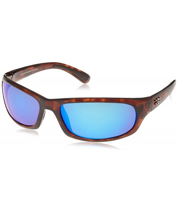 Calcutta Steelhead Sunglasses Tortoise Mirror