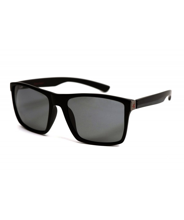 Polarized Sunglasses Glare Guard Rectangular
