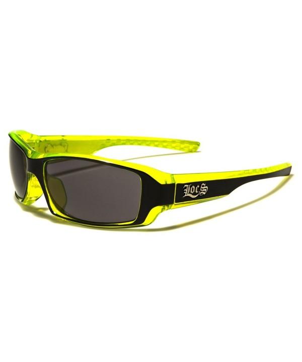 Locs Original Statement Translucent Sunglasses