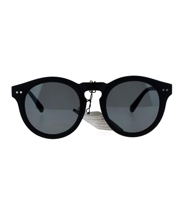 SA106 Keyhole Retro Hipster Sunglasses