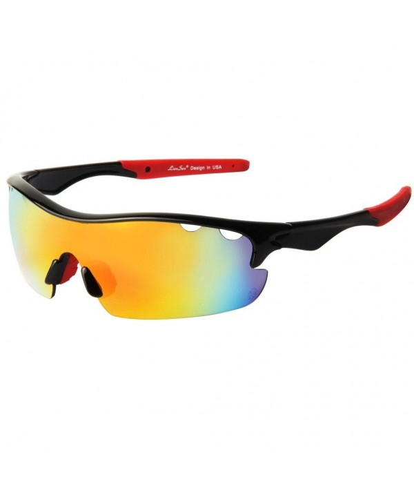 LianSan Half rim Memorial Sunglasses Explosion proof