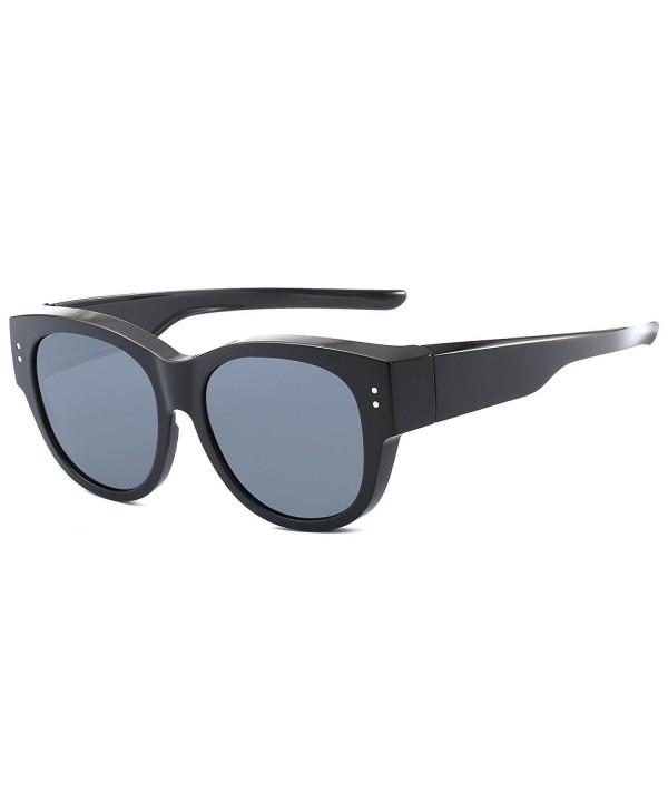CAXMAN Oversized Sunglasses Polarized Prescription
