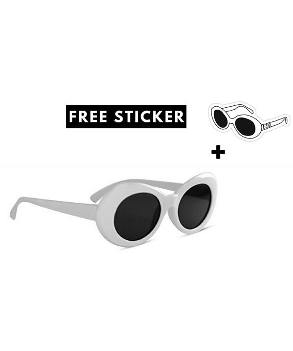 Goggles Sticker HypeBeast Sunglasses Cobain