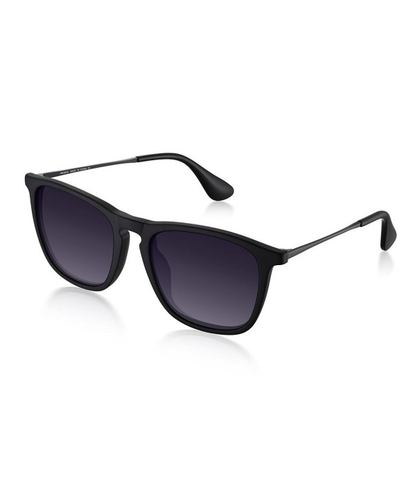 Polarized Wayfarer Sunglasses Wenlenie Lightweight