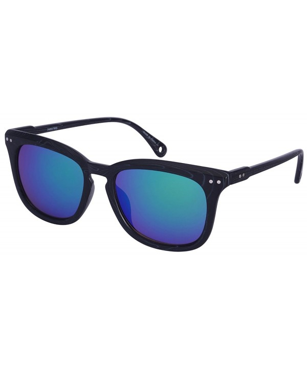 Edge I Wear Sunglasses Mirrored 540937WD REV 4
