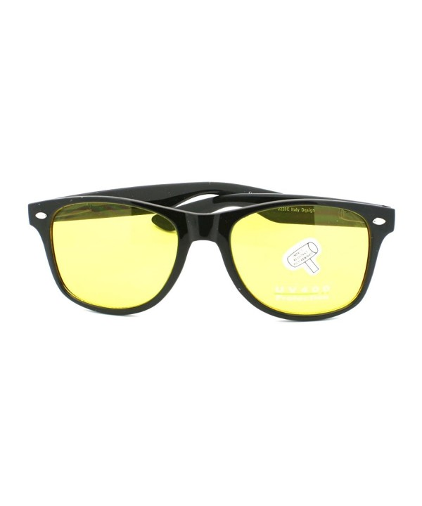 Beach Bright Colored horned Sunglasses