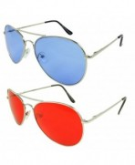 MLC Eyewear Gift Colored Aviator
