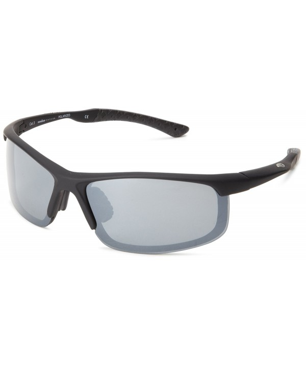 Ironman Endorphins Semi Rimless Sunglasses Rubberized