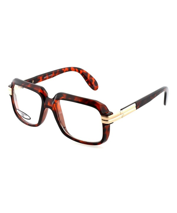 Gazelle Oversized Square Sunglasses Tortoise