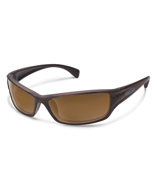 Suncloud Sunglasses Burnished Brown Polycarbonate