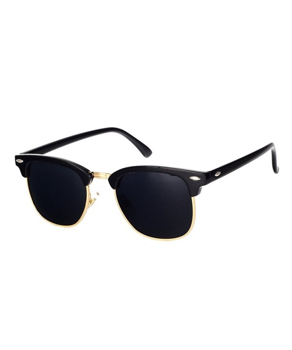 Pro Acme Polarized Clubmaster Sunglasses