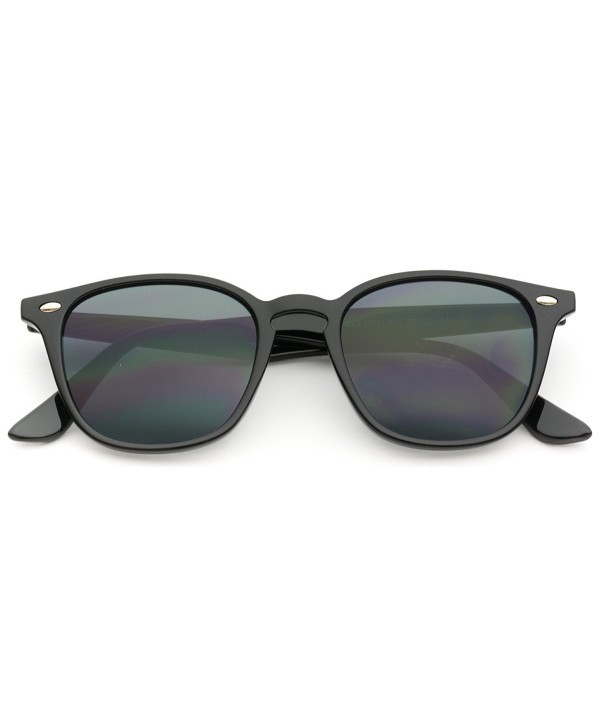 WearMe Pro Mirrored Rectangular Sunglasses