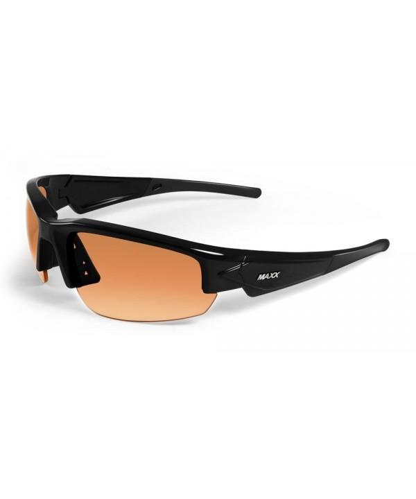 Maxx Sunglasses TR90 Dynasty Black