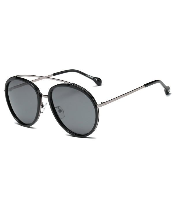 Cramilo Classic Polarized Oversize Sunglasses