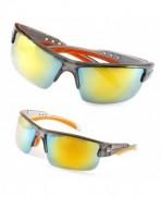 Unisex Polarized Mirrored Sports Sunglasses