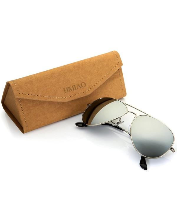 Aviator Sunglasses Polarized Eyewear Glasses