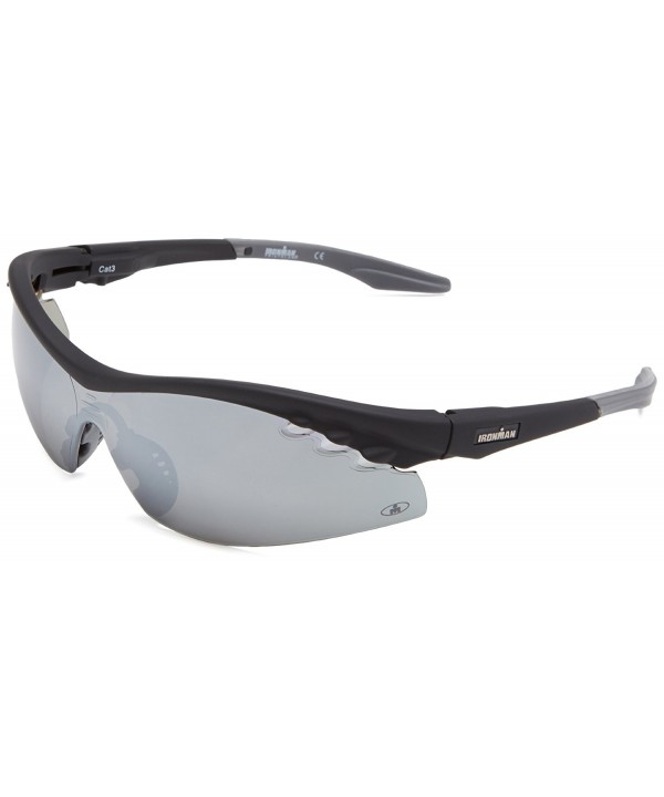 Ironman Triumph Semi Rimless Sunglasses Rubberized