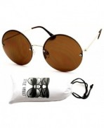 V3040 vp Style Vault Sunglasses Gold brown