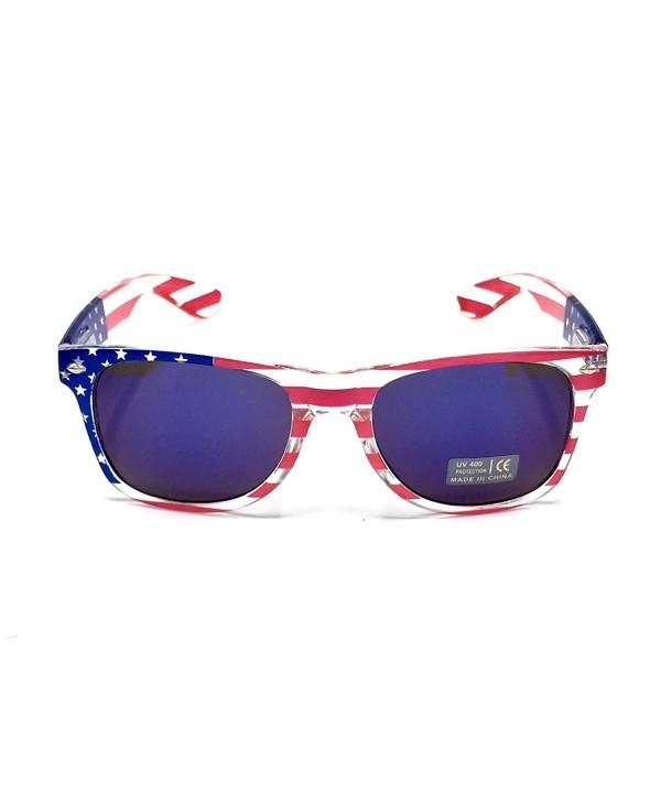 Goson Classic American Wayfarer Sunglasses